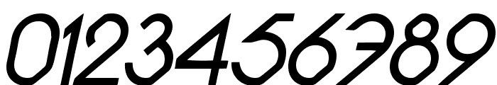 Pacotilleital regular Font OTHER CHARS