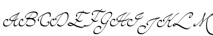 Pada Font UPPERCASE