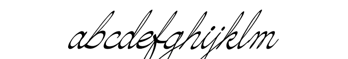 Pada Font LOWERCASE