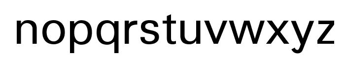 Padauk Font LOWERCASE