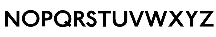 Paddington Bold Font UPPERCASE