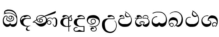 Padma Font UPPERCASE