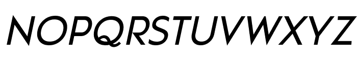 Pages Grotesque Demo Italic Font LOWERCASE