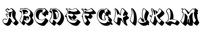 PagodaSCapsSSK Font LOWERCASE