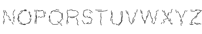 Paille Font UPPERCASE