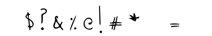Paint Pot Font Font OTHER CHARS