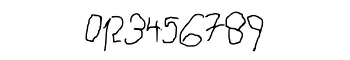 PaintPencil Font OTHER CHARS