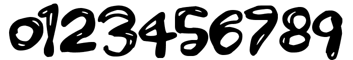 Paintling Font OTHER CHARS