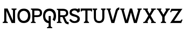 PajarakanStuds Font UPPERCASE
