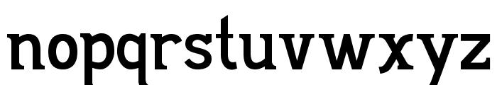 PajarakanStuds Font LOWERCASE