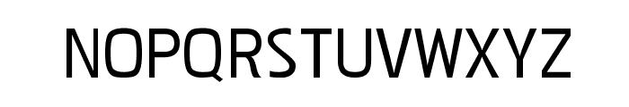 Pakenham Free Font UPPERCASE