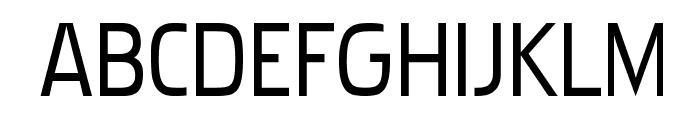 PakenhamRg-Regular Font UPPERCASE