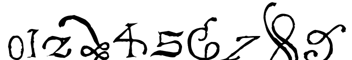 Pal Antic Font OTHER CHARS