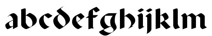 PaladinFLF Font LOWERCASE
