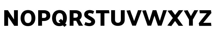 Palanquin Dark SemiBold Font UPPERCASE