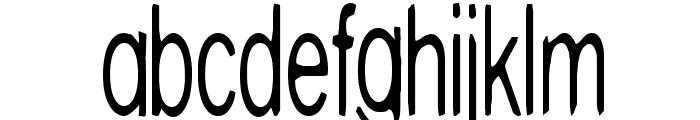 Pale Ale Purveyor Font LOWERCASE