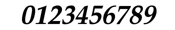 Pali Bold Italic Font OTHER CHARS
