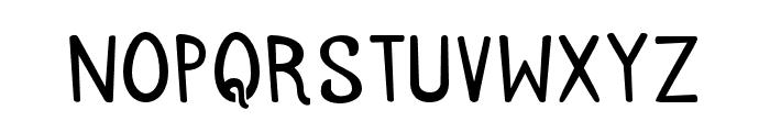 Palitoon-Regular Font UPPERCASE