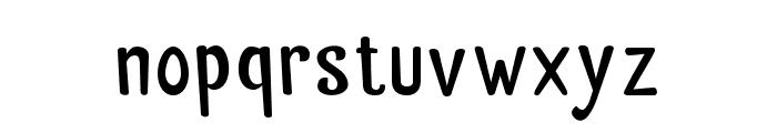 Palitoon-Regular Font LOWERCASE