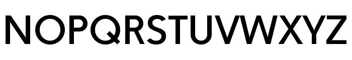 Paloseco Medium Font UPPERCASE