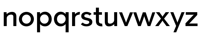 Paloseco Medium Font LOWERCASE
