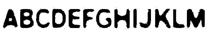 Paltamo 88300 Font UPPERCASE