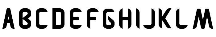 Pamekasan Bold Font UPPERCASE