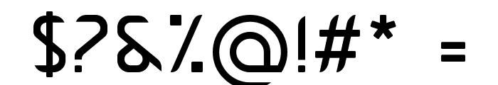 Pamekasan Font OTHER CHARS
