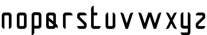 Pamekasan Font LOWERCASE