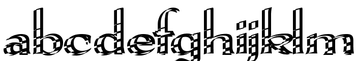 Pamelor I Font LOWERCASE