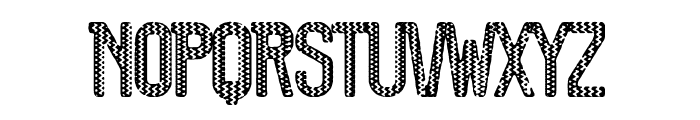 Pandora Font LOWERCASE