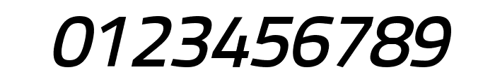 Panefresco 600wt Italic Font OTHER CHARS