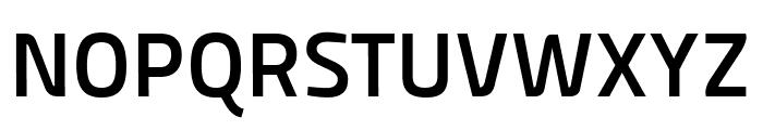 Panefresco 750wt Regular Font UPPERCASE