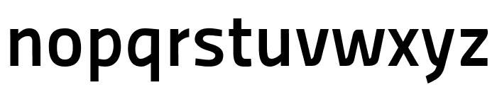 Panefresco 750wt Regular Font LOWERCASE