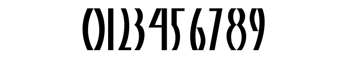 Panelite Normal Font OTHER CHARS