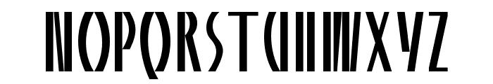 Panelite Normal Font UPPERCASE
