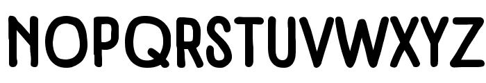 Panforte Pro Bold Font UPPERCASE