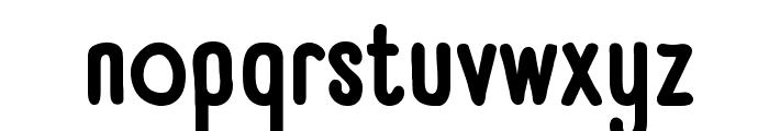 Panforte Pro Bold Font LOWERCASE