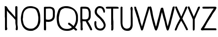 Panforte Pro Font UPPERCASE