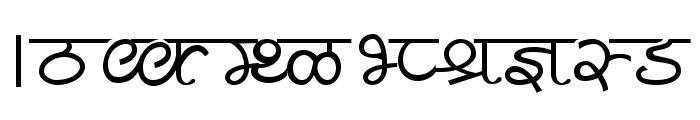 Pankaj Font UPPERCASE