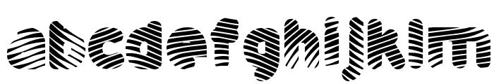 PantsPatrol-Regular Font LOWERCASE