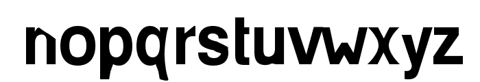 Paolo Font LOWERCASE