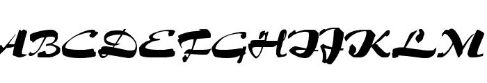 Paprika Regular Font UPPERCASE