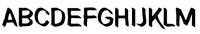 Paradox Mosaic Font LOWERCASE