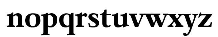 Paramount Bold Font LOWERCASE