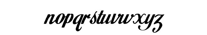 Paramount Mountain v2 Font LOWERCASE