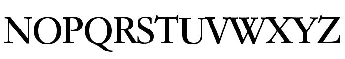 Paramount Regular Font UPPERCASE