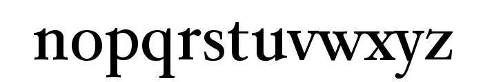 Paramount Regular Font LOWERCASE