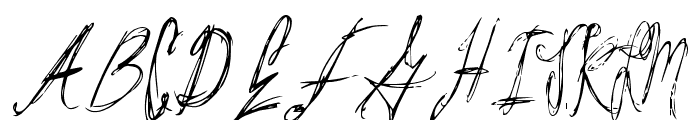 ParisLabel Font UPPERCASE