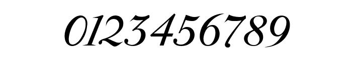 ParmaPetit-Italic Font OTHER CHARS